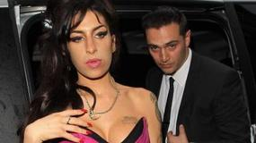 Amy Winehouse na premierze