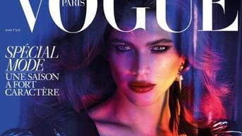 """Transpłciowa modelka w """"Vogue"""""""