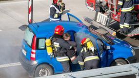 Ćwiczenia służb na A4 przed Szczytem NATO i ŚDM
