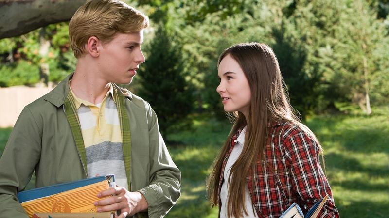 """""""Dziewczyna i chłopak wszystko na opak"""""""