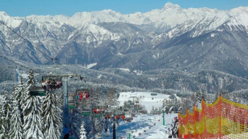 Triglav (2864 m n.p.m.), najwyższy szczyt Słowenii