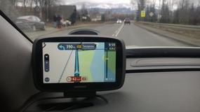Jak prowadzi TomTom z HD Traffic?