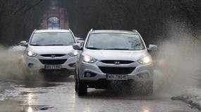 2WD kontra 4WD: którą wersję Hyundaia Ix35 wybrać?