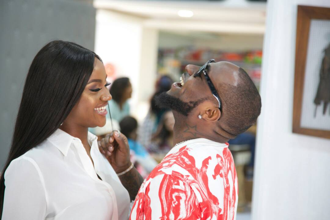 ff67e472bbf7e08c6b2fa5f3b1704443 - Timeline of Davido and Chioma Avril Rowland's relationship