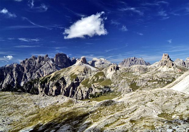 Dolomity i Trydent. Najpiekniejsze miejsca Włoch