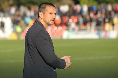 Novi izazov: Zoran Mirković