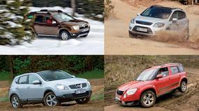 Pięcioletnie SUV-y w dobrej cenie: poszukujemy okazji