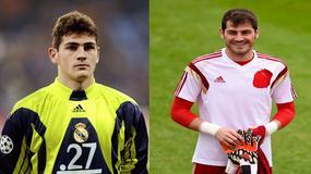 Słynni piłkarze kiedyś i dziś