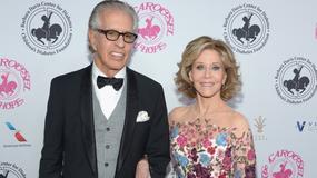 76-letnia Raquel Welch i 79-letnia Jane Fonda na imprezie. Wcale się nie starzeją!
