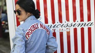 Must have: jeansowa kurtka