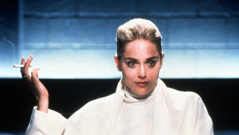 Sharon Stone szexszimbólum volt anno, de ma sem hagyhatjuk figyelmen kívül /Fotó: Northfoto