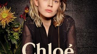 Ola Rudnicka gwiazdą kolekcji Chloe Festive2016