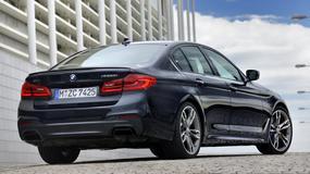 BMW M550i xDrive – szybsze od M5