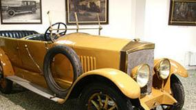 Tatra: nazwa pojawiła się na samochodach 90 lat temu