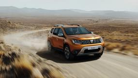 Dacia Duster: nowy model we Frankfurcie