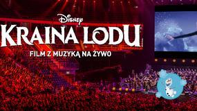 """""""Kraina Lodu"""" Disneya z muzyką na żywo w piątek w Krakowie"""