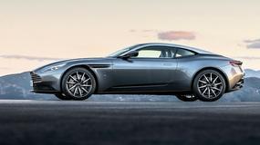Aston Martin DB11 – oficjalne zdjęcia