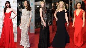 Gwiazdy na rozdaniu nagród BAFTA