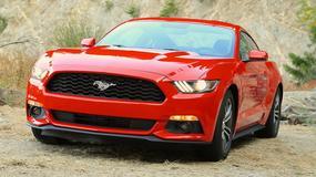 Ford Mustang – już 2600 zamówień