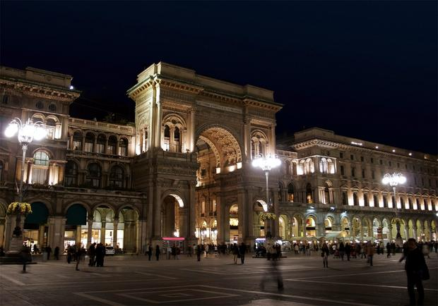 Mediolan. Najpiekniejsze miejsca Włoch
