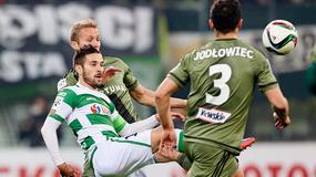 Ekstraklasa: Lechia Gdańsk przegrała z Legią Warszawa