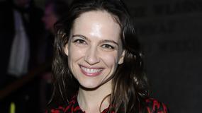 Anna Cieślak zachwyciła na premierze w teatrze. W czerwieni jej do twarzy?