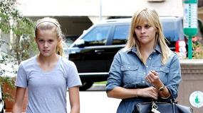 Córka  Reese Witherspoon jest do niej bardzo podobna!