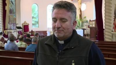 Ksiądz, który przeżył piekło zgotowane przez ISIS