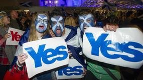 Szkocja otwiera lokale wyborcze. Wynik referendum do końca niepewny