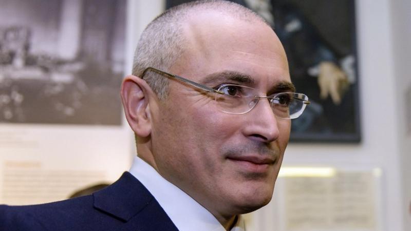 Michaił Chodorkowski już na wolności