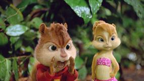 """[DVD] """"Alvin i wiewiórki 3"""": wiewiórki do sześcianu"""