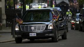 Pancerne bestie prezydentów USA. Jaką limuzyną będzie jeździć nowa głowa państwa?
