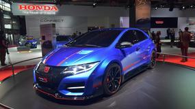 Paryż 2014: Honda Civic Type R powraca!