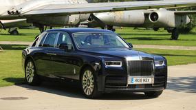 Rolls-Royce Phantom - pośpiech upokarza