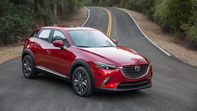 Mazda CX-3 debiutuje w Los Angeles