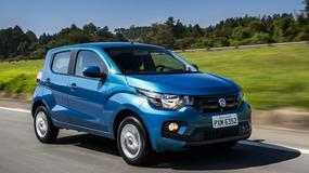 Fiat Mobi – nowy mały crossover