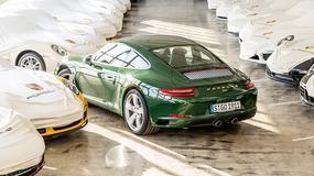 Wyprodukowano milionowe Porsche 911
