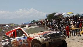 Rajd Dakar 2010: rewelacyjny Hołowczyc, dobra jazda motocyklistów (3.etap, wyniki)