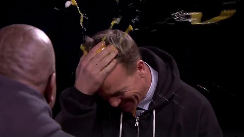 Manningnek első nekifutásra sikerült nyerj tojást kiválasztani /Fotó: Facebook
