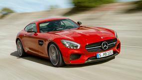 Mercedes AMG GT z podpisem inżyniera