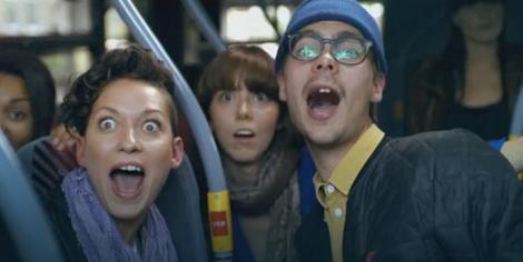 ... A putnici su oduševljeni...