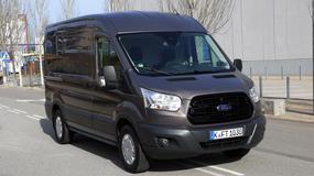 Nowy Ford Transit - pod każdym względem doskonalszy