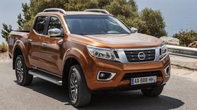 Nissan Navara NP300: nowy pikap zadebiutuje we Frankfurcie