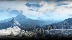 Wiedźmin 3: Dziki Gon - interfejs użytkownika, lokacje, walka, elfka i romanse