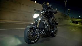 Yamaha MT-09 - Świeża krew wśród oryginalnych