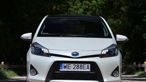Toyota Yaris Hybrid (test)