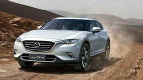 Mazda CX-4 zadebiutowała w Pekinie