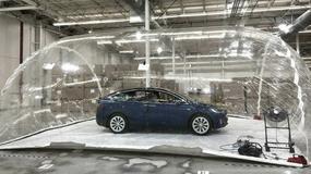 Tesla testuje tryb ochrony przed bronią biologiczną