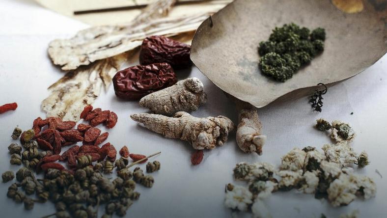 Chińskie zioła