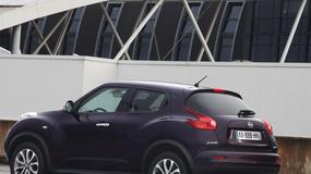 Nissan Juke Shiro: biały wyróżnik